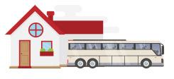 Private bus rental
